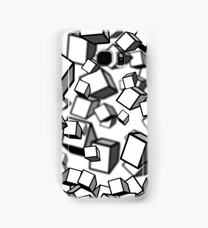 Crumbling Blocks Samsung Galaxy Case/Skin