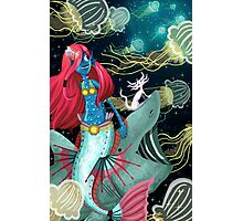 Deep Sea Mermaid Adventures Photographic Print