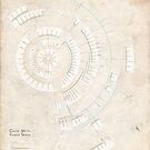 Greek Myth Family Spiral (Infographic) by SeverinoR