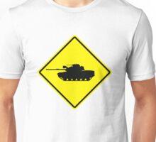 Tank - M60 Patton Unisex T-Shirt