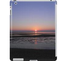 Low Tide Sunset iPad Case/Skin