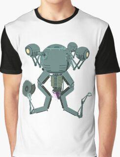 Mr Handy Graphic T-Shirt