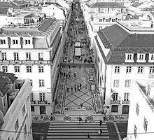 rua augusta III by terezadelpilar~ art & architecture