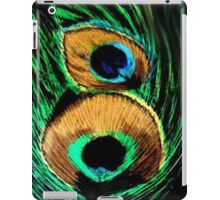 Peacock Feathers iPad Case/Skin