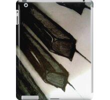 Noire Piano iPad Case/Skin