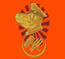 Tyrantasaurus by nikoby