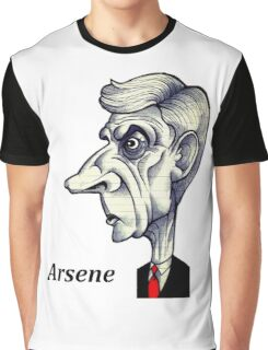 Arsene Wenger Graphic T-Shirt