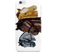 Three Horses iPhone Case/Skin