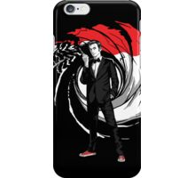 The Doctor 010 iPhone Case/Skin