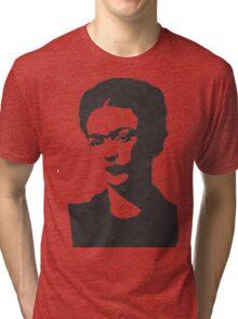 Frida Kahlo Sticker/Tshirt Tri-blend T-Shirt