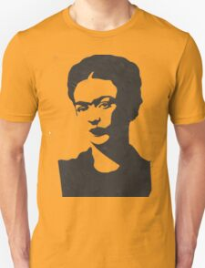Frida Kahlo Sticker/Tshirt T-Shirt