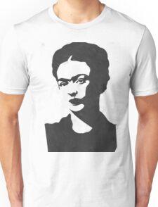 Frida Kahlo Sticker/Tshirt Unisex T-Shirt
