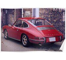 Porsche 912 Poster