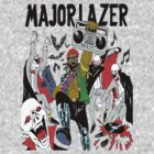 Major Lazer by Undernhear