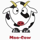 A Moo-Cow T-shirt by Dennis Melling