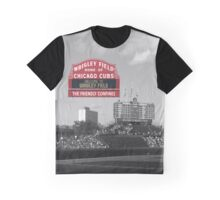 Chicago Home of Baseball Fever Graphic T-Shirt
