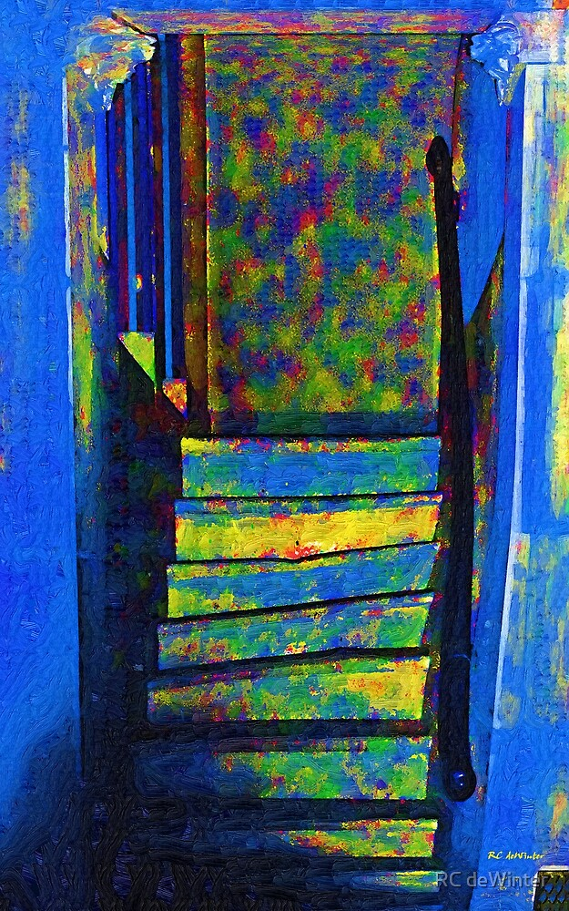 Chamber of Memory by RC deWinter
