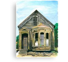 Old House #3 Canvas Print