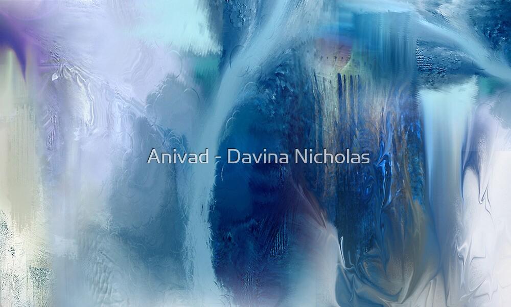 Blue by Anivad - Davina Nicholas