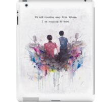 whouffle iPad Case/Skin