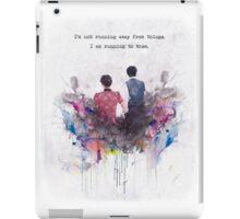 whouffle iPad Case/Skin