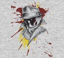 Rorschach - Watchmen by Freezer .