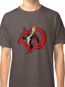 Molotov Cocktease Classic T-Shirt