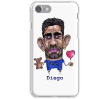 Diego Costa iPhone Case/Skin