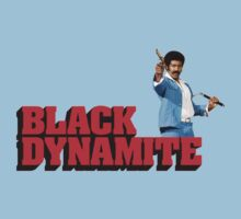 Black Dynamite by Simon Mac