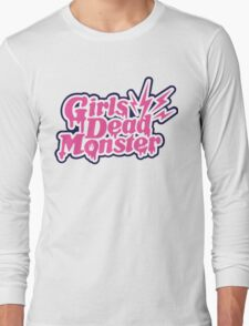 Girls Dead Monster Long Sleeve T-Shirt