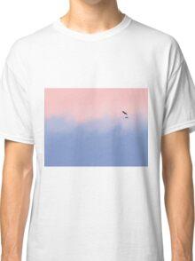 Rose Quartz and Serenity Sky  Classic T-Shirt