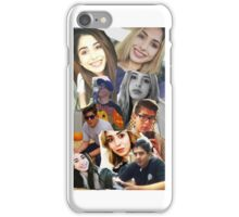 Chris & Sabrina iPhone Case/Skin