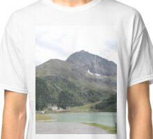 Mountain Lake, Austria Classic T-Shirt