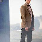 Doctor Who - Matt Smith by Kazurian