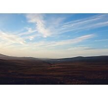 Sallygap, Wicklow, Ireland Photographic Print
