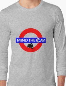 Mind the Cam Long Sleeve T-Shirt