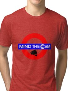 Mind the Cam Tri-blend T-Shirt