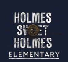 Holmes Sweet Holmes - Bullet (Elementary) by appfoto
