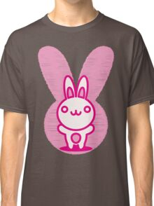 The stuffed toy of the rabbit Classic T-Shirt