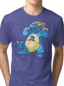 Omakhan Tri-blend T-Shirt