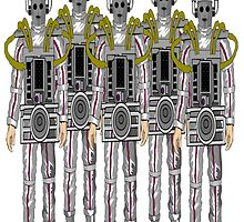 The First Cybermen by Scatmanjon