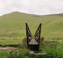 Mosedale bridge by Helz