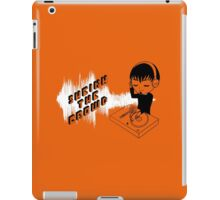 Sheikh The Crowd iPad Case/Skin