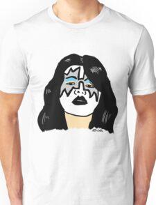Ace Frehley Portrait  T-Shirt