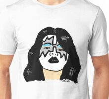 Ace Frehley Portrait  Unisex T-Shirt
