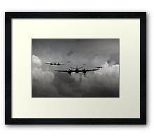 Beaufighter Nightfighter Framed Print