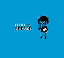 Powered by COFFEE. by hebanation