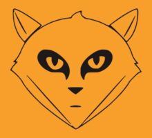 Gitlab logo (black) by hseagle2015