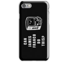 Can James Franco Do This iPhone Case/Skin