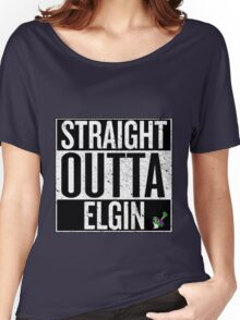 Straight Outta Elgin Women's Relaxed Fit T-Shirt